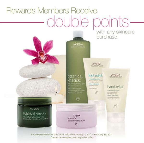 Double points on skincare adolf biecker spa salon for Adolf bieker salon