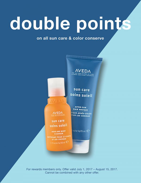 Avea products display on graphic for reward points