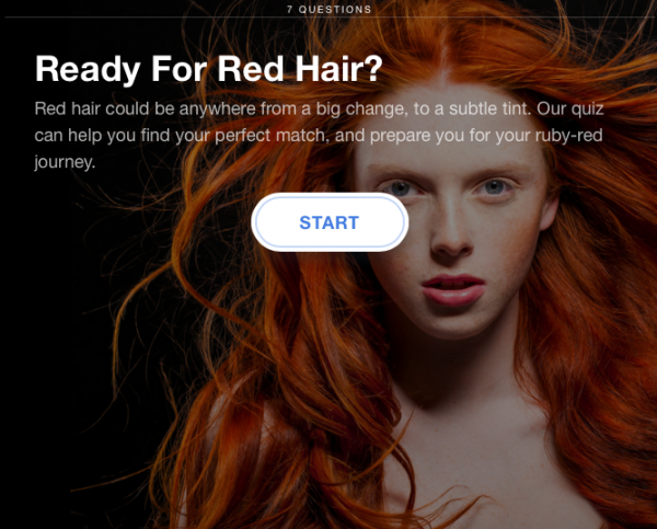 Red Hair Quiz