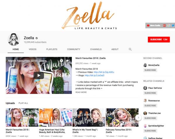 Zoellea profile
